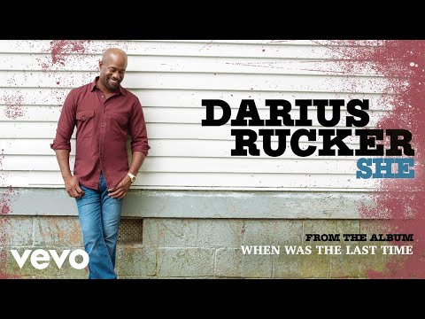 Darius Rucker - She (Audio)