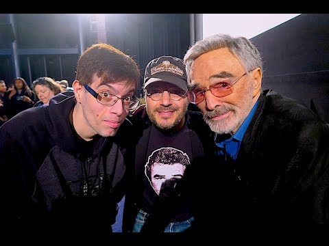 Meeting Burt Reynolds!!! The Last Movie Star LA Premiere
