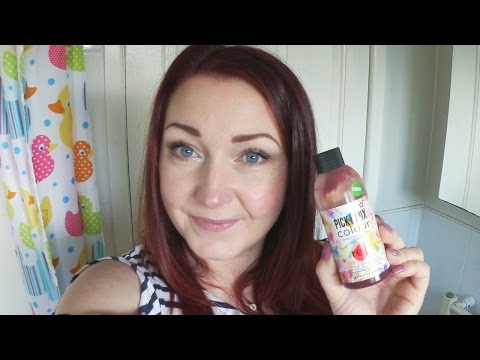 Dying my hair using Superdrugs Pick & Mix Colour!!!