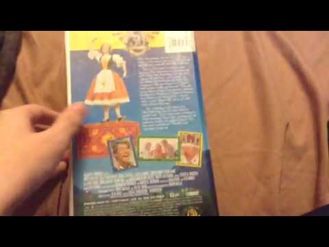 Chitty Chitty Bang Bang (1968) VHS Review