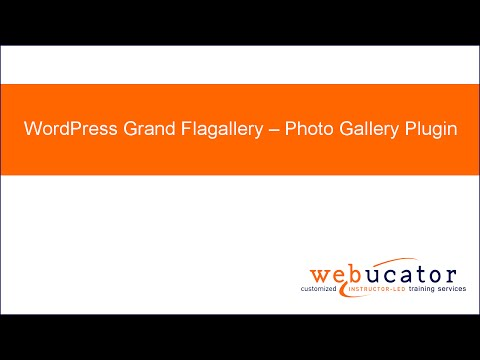 Video WordPress Flagallery - Photo Gallery Plugin download in MP3, 3GP, MP4, WEBM, AVI, FLV January 2017