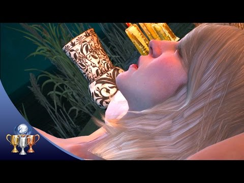 Video The Witcher 3 Wild Hunt - Keira Metz Dinner & Sex Scene on the Beach (Friends with Benefits) download in MP3, 3GP, MP4, WEBM, AVI, FLV January 2017