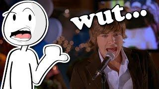Video High School Musical doesn't make any sense... MP3, 3GP, MP4, WEBM, AVI, FLV Juli 2018