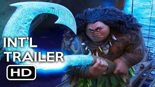 Moana Official International Trailer #2 (2016) Disney Animated Movie HD by Zero Media