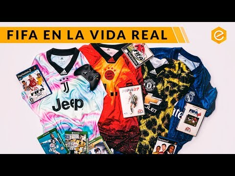 WTF!! CAMISETAS EA Sports Real Madrid, Manchester United, Bayern Munich Y Juventus