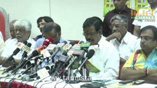 Kalaipuli S. Thanu's Tamil film Producers Nalam Kakkum Ani Launch