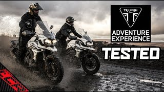 8. Triumph Adventure Experience - Offroad On Tiger 800 / 1200