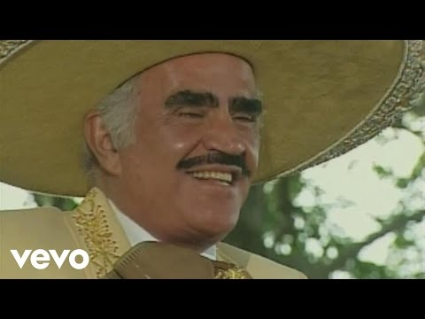 Un Millon De Primaveras - Vicente Fernandez (Video)