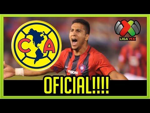 OFICIAL!! Cecilio Dominguez Es Nuevo Jugador Del Club America