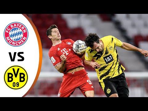 Borussia Dortmund vs Bayern Munich | Bundesliga | All Goals & highlights