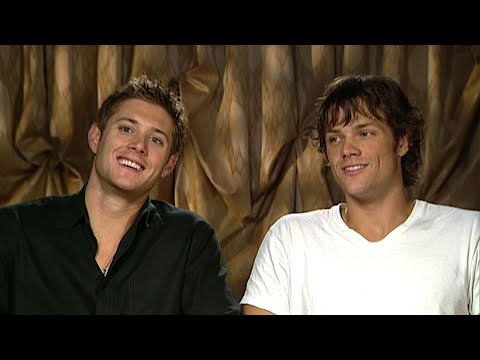 Watch Supernatural's Jared Padalecki and Jensen Ackles' First Interview Together