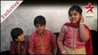 STAR Parivaar Awards 2013 - Ananya, Naksh and Chotu get you a special dance step!