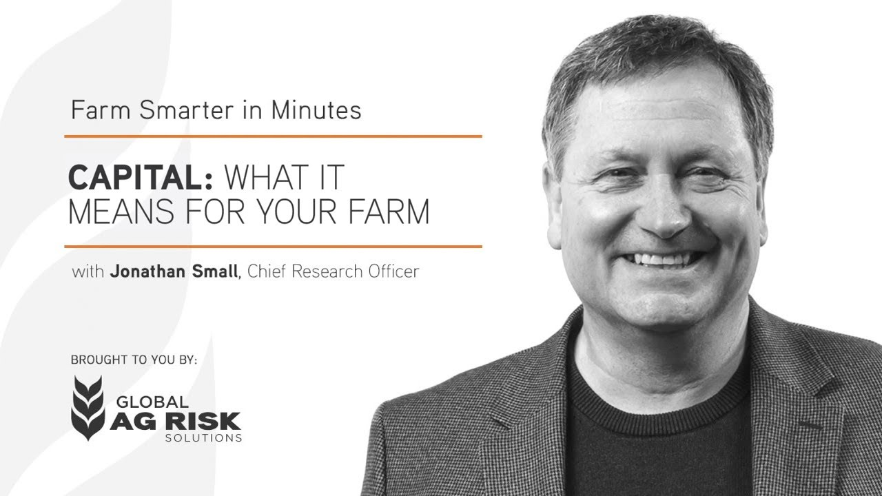 Capital: What it Means for Your Farm