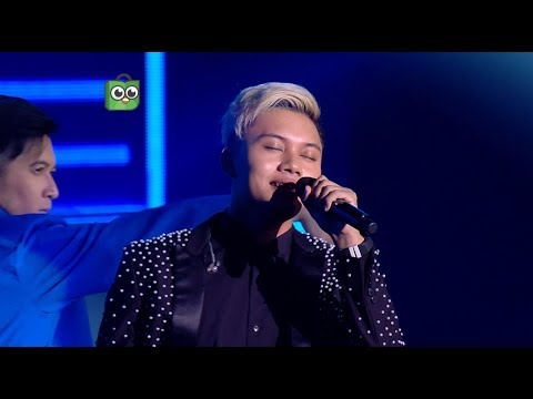 Rizky Febian - Penantian Berharga - LIVE from NET 4.0 presents Indonesian Choice Awards 2017