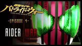 Nonton Kamen Rider  Battride War Genesis Episode 4 Rider War   Decade  Film Subtitle Indonesia Streaming Movie Download