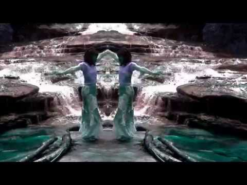 Dance With Waterfall – MANJIA LUO relaxation contemporary classical music 2013