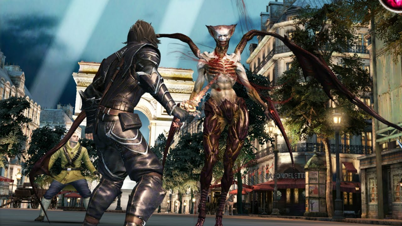 E3 2013: In Square Enix's 'Bloodmasque,' You Are The Vampire Hunter Guy