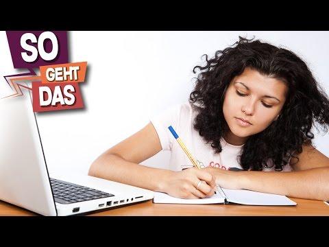 10 ULTIMATIVE LERNTIPPS (видео)