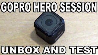 Video Gopro Hero Session ♦ Best buy bundle unboxing MP3, 3GP, MP4, WEBM, AVI, FLV Juli 2018