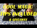 Card Trick : French Twist | Pro Magic Tips & Giveaway