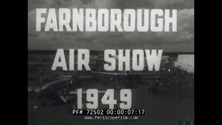 Farnborough United Kingdom  city pictures gallery : 1949 FARNBOROUGH AIR SHOW IN UNITED KINGDOM 72502