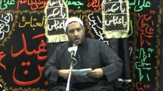 04 - Sheikh Abbas Ismail (ENGLISH) :: 4th Muharram 1436 :: 28th Oct 2014 :: Bandra Khoja Masjid Mumb