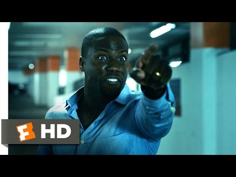 Central Intelligence (2016) - Grabbing the Codes Scene (8/10) | Movieclips