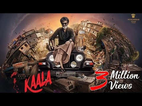 Kaala: Official Hindi Trailer (2018)