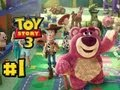 Toy Story 3 The Video game Part 1 Train Chase hd Gamepl