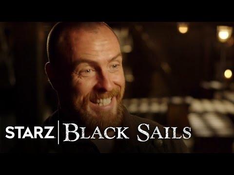 Black Sails   Creating the World   STARZ