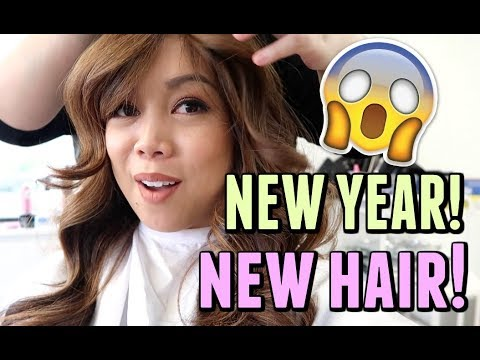 New Year, New Hair!!! - January 02, 2018 -  Itsjudyslife Vlogs