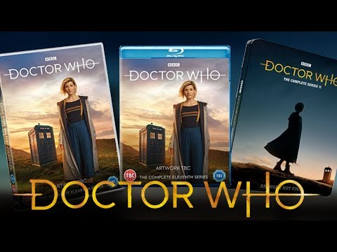 SERIES 11 DVD/ BLU-RAY PRE-ORDER | Doctor Who Series 11 News