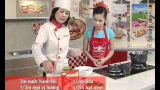 Món Ngon Mỗi Ngày - Bánh mì bì Sài Gòn