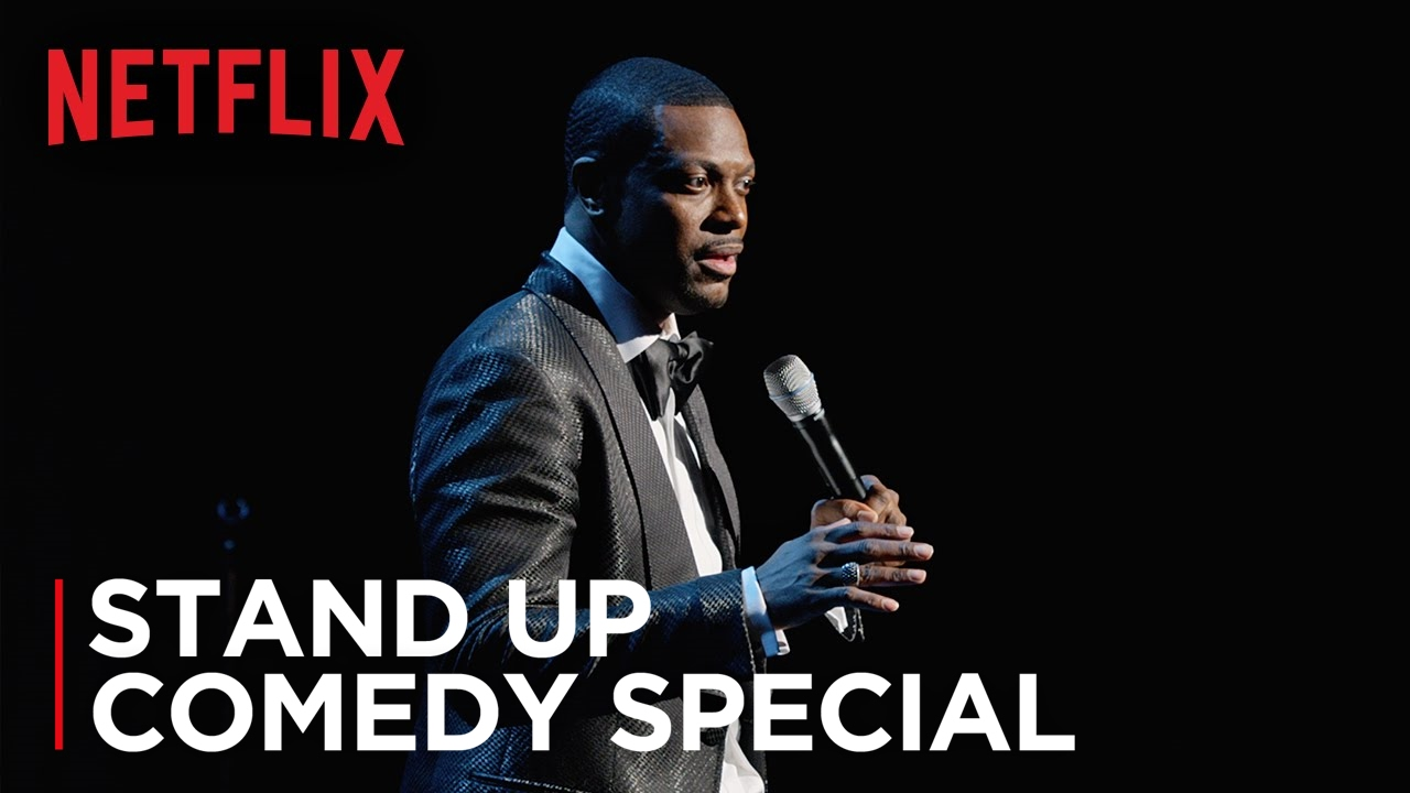 Watch: 'Chris Tucker Live' [Trailer] first ever Stand-up Special, on Netflix