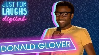 Donald Glover - Shaft Is Not Our Spider-man