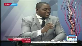 Business Today - 26th September 2016 - Deliberating on Kenya Mining Forum