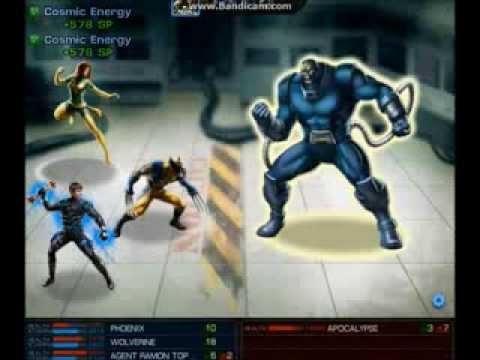 Apocalypse Marvel Avengers Alliance