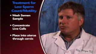 Natural cures for low sperm count. (video)