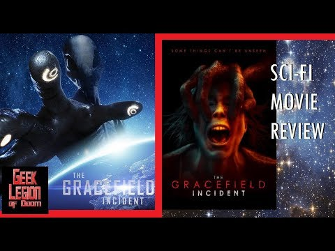 THE GRACEFIELD INCIDENT ( 2017 Mathieu Ratthe ) Found Footage Sci-Fi Movie Review