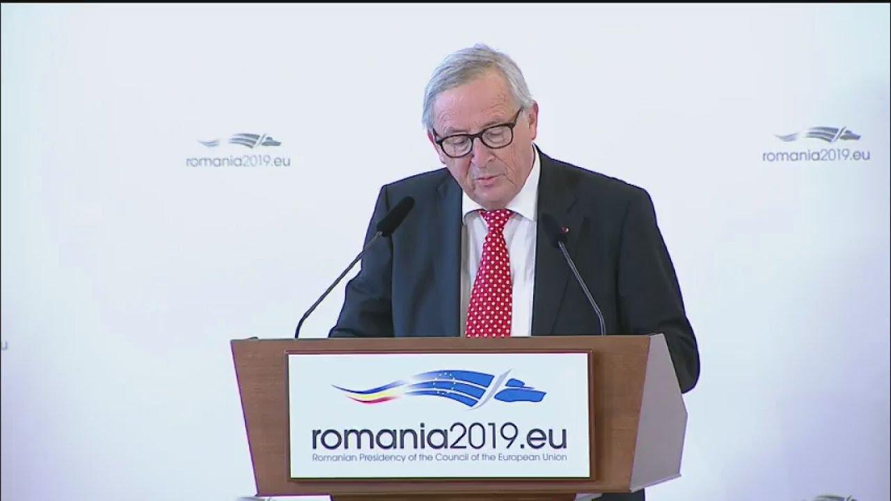 Γιούνκερ για τη Συμφωνία των Πρεσπών: Σπάνια δύο πρωθυπουργοί αναλαμβάνουν τόσο μεγάλη ευθύνη
