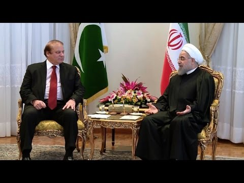Video Pakistani PM meets with Iranian president in Tehran download in MP3, 3GP, MP4, WEBM, AVI, FLV January 2017