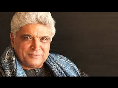 I feel nobody writes a line after drinking Javed Akhtar