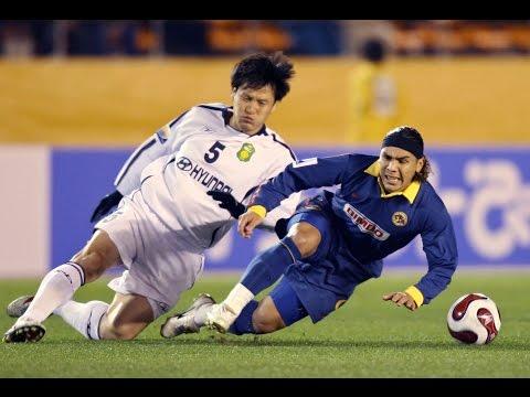 Jeonbuk Hyundai Motors FC vs Club America - FCWC 2006