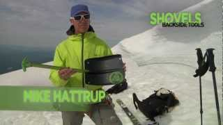K2 Avalanche Shovels