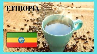 Ethiopian Coffee Ceremony, Lalibela, Ethiopia