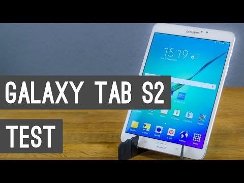 Samsung Galaxy Tab S2 Test: Das beste Android Tablet? | Deutsch