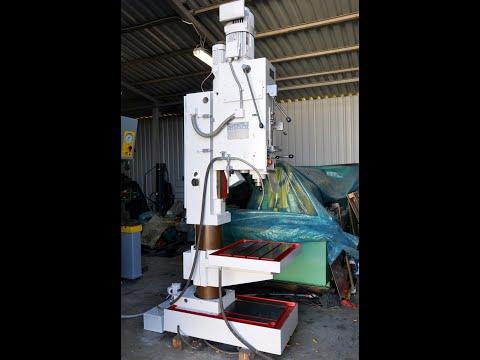 Masina de gaurit coloana WMW HECKERT SABO STANDARD BS 63 1980