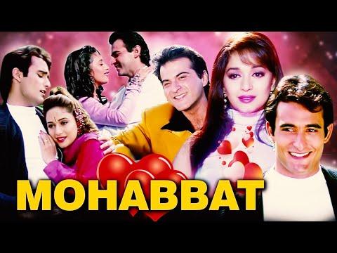 Mohabbat | Madhuri Dixit, Sanjay Kapoor and Akshay Khanna | Hindi Romantic Full Movie