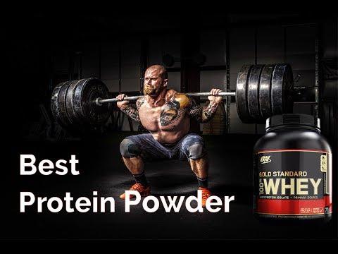 Best Protein Powder 2017 - Top Rated Protein Powder