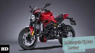 9. Hot News!! 2019 Ducati Monster 1200R Special Premium Rare Features Edition First Impression  HD